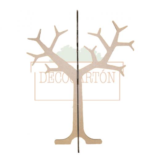 Árbol joyero colgante
