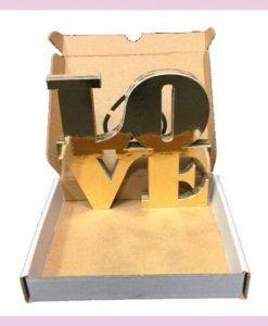 Caja Love grande
