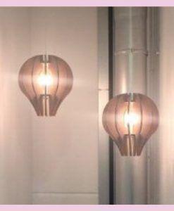 Lámpara de casrtón