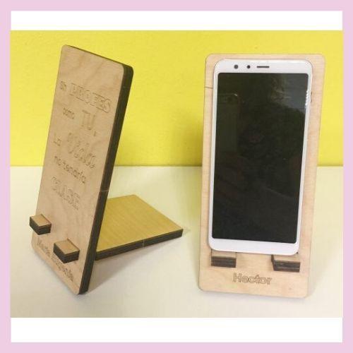 Soporte móvil personalizable