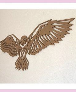 Decoracion pared aguila