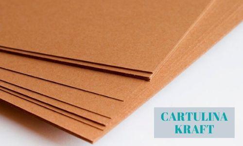 Cartulina Kraft