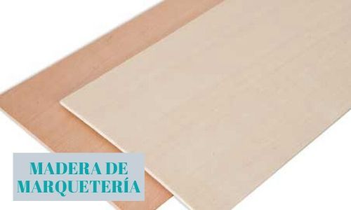 Madera de Marquetería