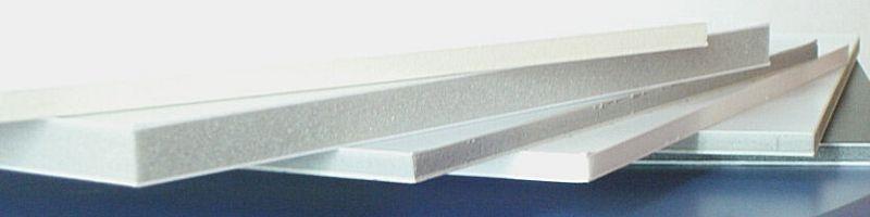 Material Cartón Pluma