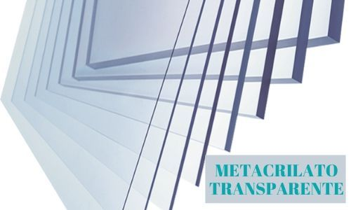 Metacrilato transparente