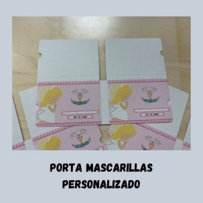 porta mascarillas