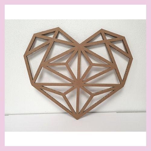 Corazón Geométrico