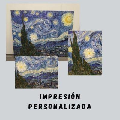 Impresión personalizada