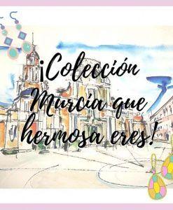 Pendientes colección Murcia