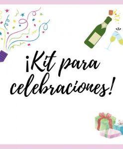 Kit para celebraciones